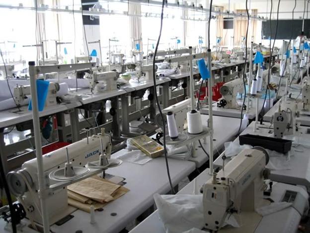 Xưởng may quần áo gia công thiết kế AndaCloth